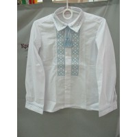 Slavomir, a shirt for a boy classic with embroidery