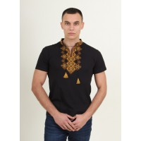 Desirable, men's embroidered T-shirt