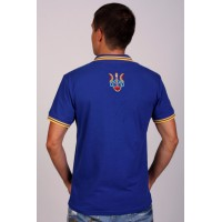 Independent, men's embroidered T-shirt