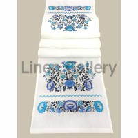 Floral, ceremonial towel