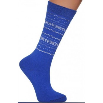 Terry Socks with embroidery (36-37)