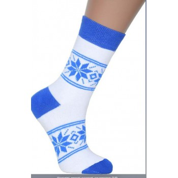 """Terry Socks with embroidery """"Alatyr"""""""