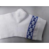 Детские носки с вышивкой