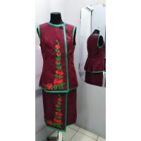 Poppies, corset - 1 item