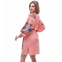 Борщевская краски, женское вышитое платье