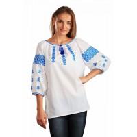 Людмила, вишиванка жіноча традиційна
