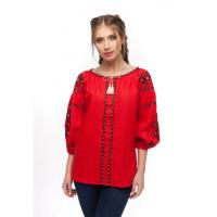 Svitodara, women's blouse, women's embroidered shirt